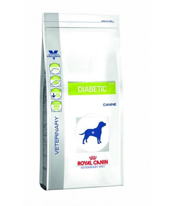 Для собак при сахарном диабете (Diabetic DS37) 741015