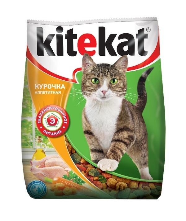 Сухой корм для кошек с аппетитной курицей 10132063