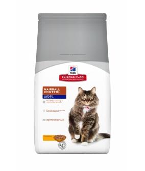 Для пожилых кошек вывод шерсти индейка и курица (Mature Hairball) 7610T