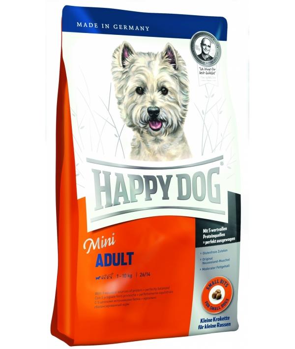 Суприм для взр.собак малых пород до 10 кг (Adult Mini)