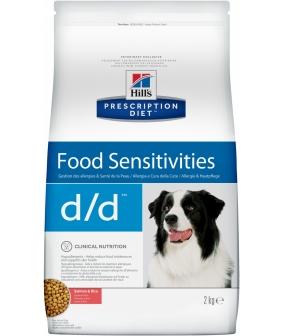 D/D Лосось&рис: Лечение пищевых аллергий и непереносимости (Salmon&Rice) 9178N