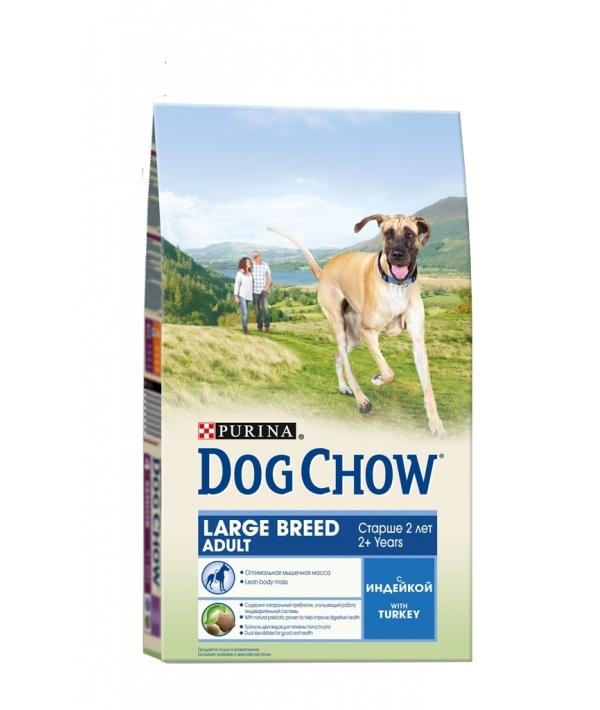 Для взрослых собак крупных пород с индейкой (Adult Large Breed) 12308568