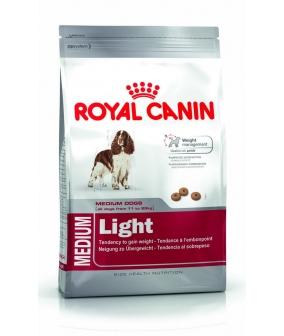 Для собак средних пород низкокалорийный (Medium Light Weight Care) 389030