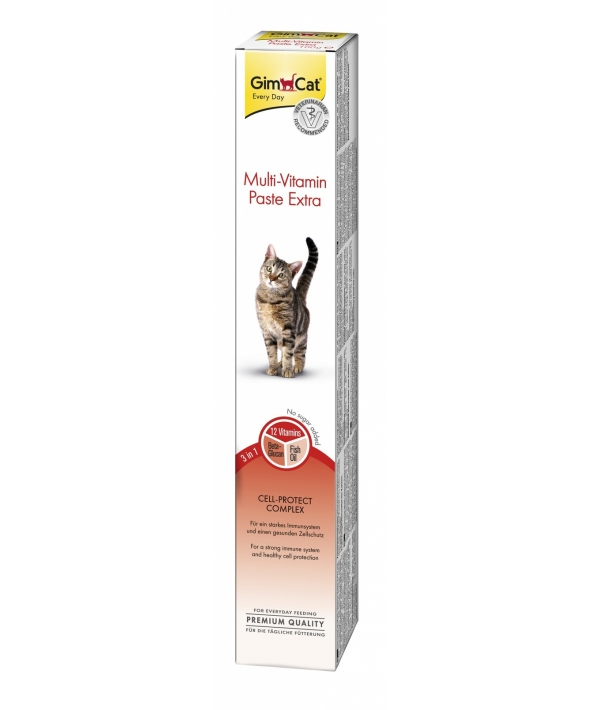 """Паста """"Мульти – Витамин – Экстра"""" для кошек, 401324"""