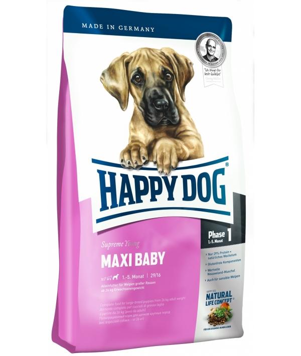 Суприм для щенков крупных пород до 5мес. (Maxi Baby Gr – 29)