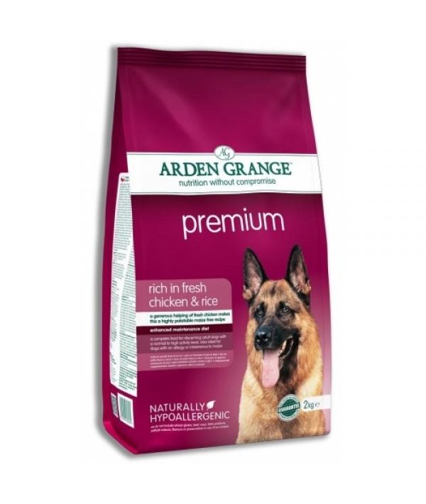 """Для взрослых собак """"Премиум"""" с курицей (Adult Dog Premium) AG608343"""