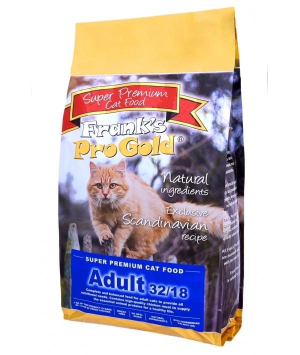 Для взрослых кошек: Курица (Adult 32/18)