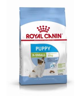 Для щенков карликовых пород: 2–10 мес (X–Small Puppy) 314215/314015