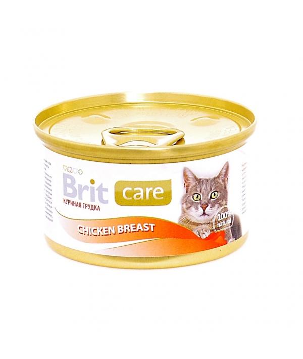 Консервы для кошек из куриной грудки (Chicken Breast) 100064