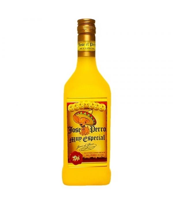 "Виниловая игрушка – пищалка для собак Бутылка текилы ""Хосе старый пёс"" (Liquor Bottle Jose The Perro) SS – LB – JP"
