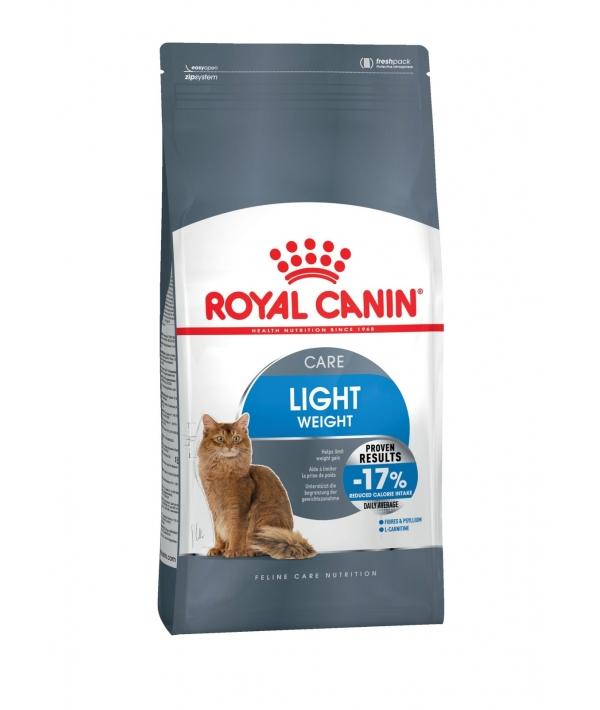 Для кошек низкокалорийный: от 1 года (Light 40) 644100