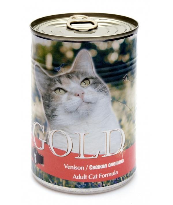 """Консервы для кошек """"Свежая оленина"""" (Venison)"""