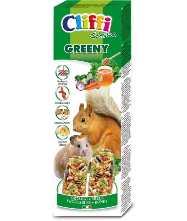 Лакомство для Хомяков и белок: палочки с овощами и медом (Sticks hamsters and squirrels with vegetableas and honey) PCRA221