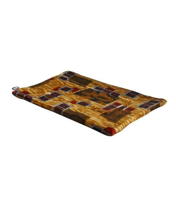 Коврик N 3, флок, 34*47см (9513)