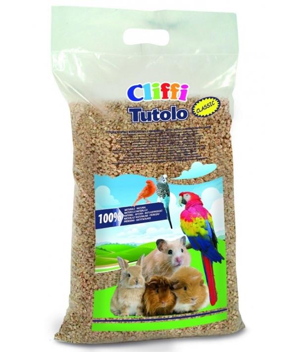 Кукурузный наполнитель для грызунов: 100% органик (Tutolo) ACRS013 //