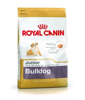 Для щенков Английского Бульдога: до 12 мес. (Bulldog Junior 30) 384120