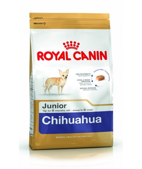 Для щенков Чихуахуа: до 8 мес. (Chihuahua 30 junior) 319015