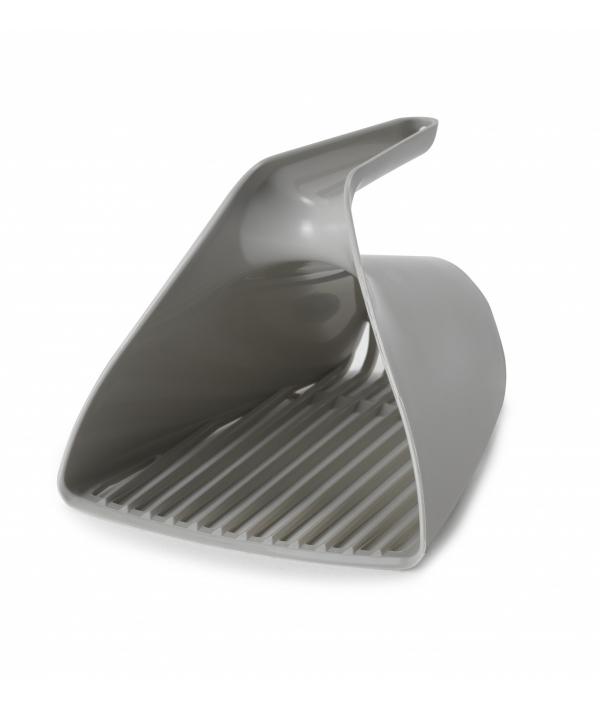 Совок – ковш, 15,42x13,2x12,9 см, теплый серый (Scoop & Sift – Warm Grey) MOD – AI31 – 0330