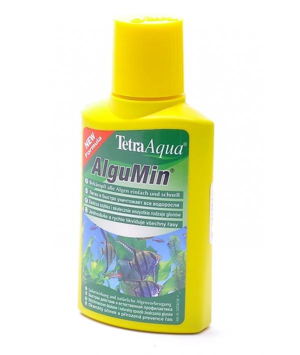 Препарат средство для борьбы с водорослями Tetra AlguMin 100ml 770416