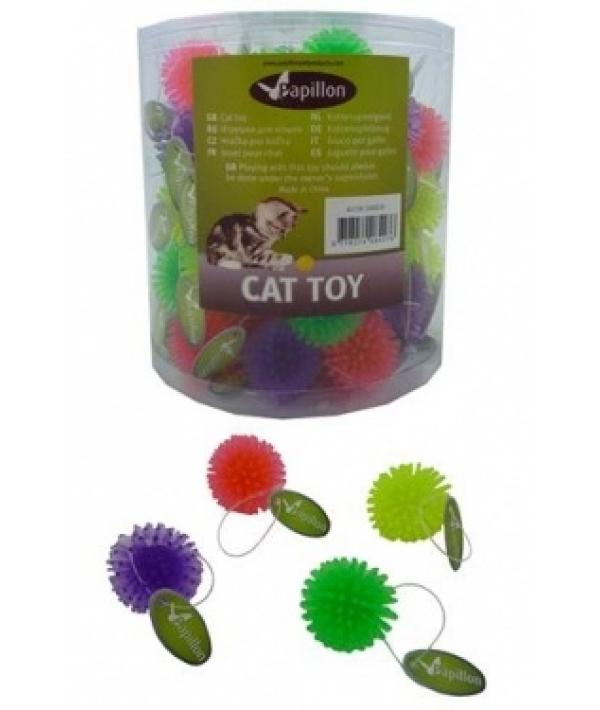 """Игрушка из латекса """"Еж"""" 3½ см (Hedgehog ball) 240031"""