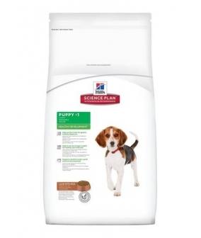 Для щенков с ягненком и рисом: средние гранулы (Puppy Lamb&Rice) 7696T