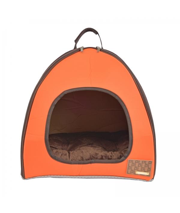 """Домик – палатка """"Берг"""", оранжевый (40x40x43) (BERG HOUSE/ORANGE/FR) PLRD – AU9339 – OR – FR"""