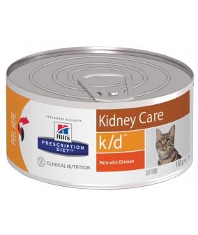 Консервы K/D для кошек – Лечение заболеваний почек 9453F