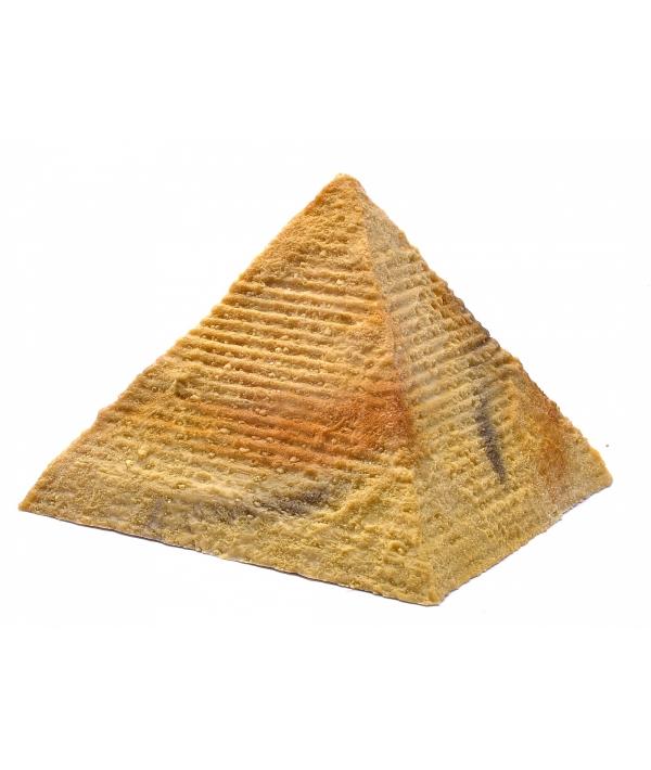 """Декор для аквариумов """"Египетская пирамида"""", 22 * 22 * 14 см (Pyramid large model/simple aqua decor) 44751"""