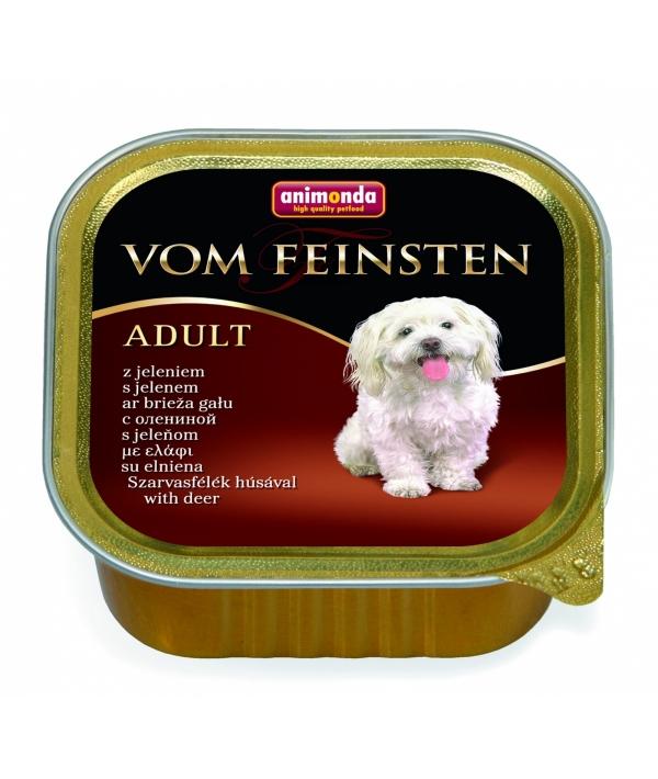 Консервы для собак с оленем (Vom Feinsten Forest) 82660