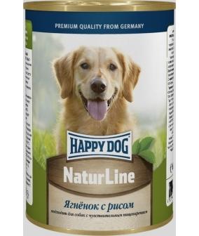 Кусочки в фарше для собак – ягненок и рис