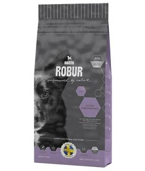 Robur для взрослых собак с нормальным и высоким уровнем активности, с лосем (Active Performance 33/20) 14742