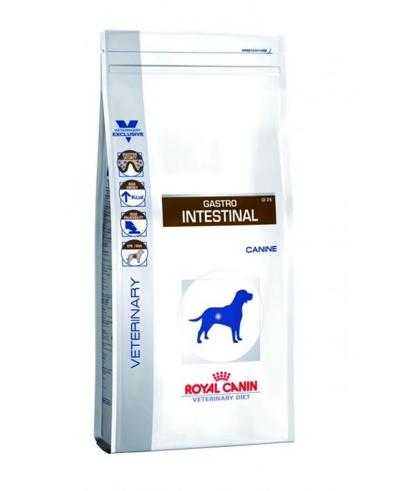 Для собак при нарушении пищеварения (Gastro Intestinal GL 25) 622020/ 622120
