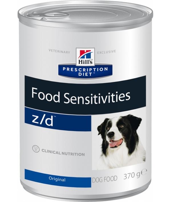 Консервы Z/D для собак – Лечениe пищевых аллергий (Canine Z/D) 8018T