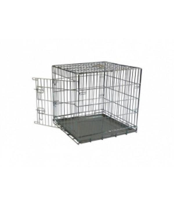 Клетка металлическая с 1 дверкой, 76*54*61см (Wire cage 1 door) 150176