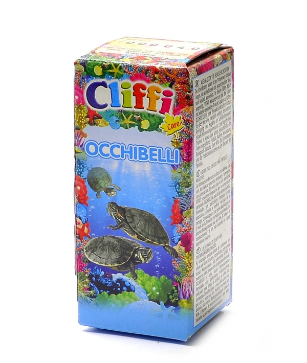 Капли для глаз черепах (Occhibelli) PCAS402 //