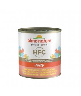 Консервы для Кошек с Лососем и Тыквой в желе (Jelly HFC Adult Cat Salmon&Pumpkin) 5154