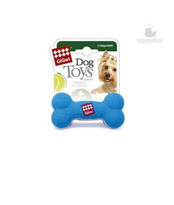 Игрушка для собак Кость с пищалкой Малая (75002)50080