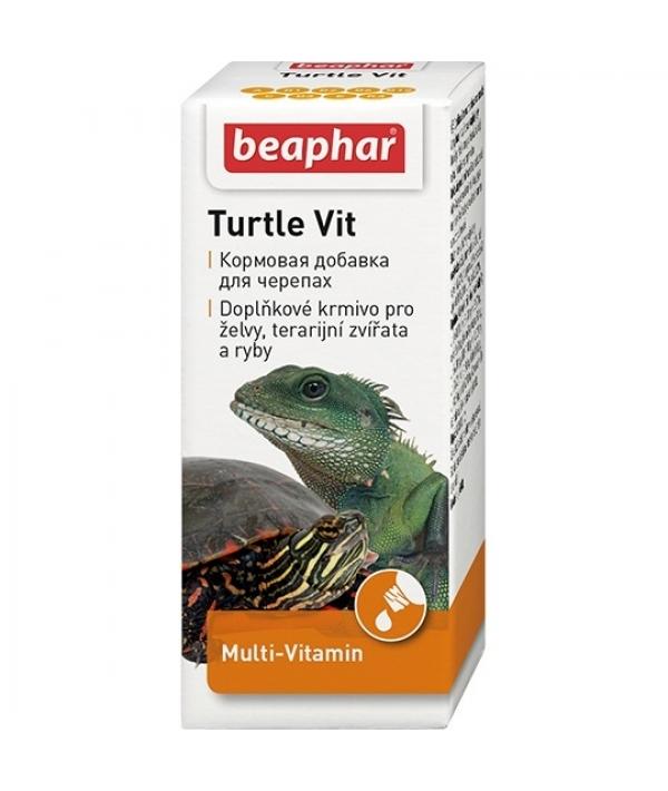 """Витамины д/черепах """"Turtle Vitamine"""" 20мл"""
