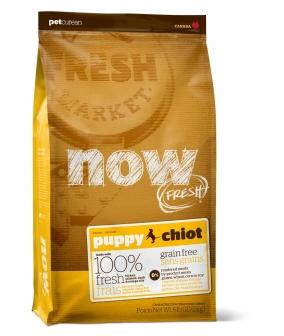 Беззерновой для Щенков с Индейкой, Уткой и овощами (Fresh Puppy Recipe Grain Free 28/18)