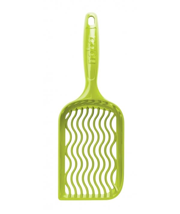 Совок для уборки лотка Noba, лаймовый (NOBA® Premium Scoops – Lime) NOBA – ZCO – 24LIME