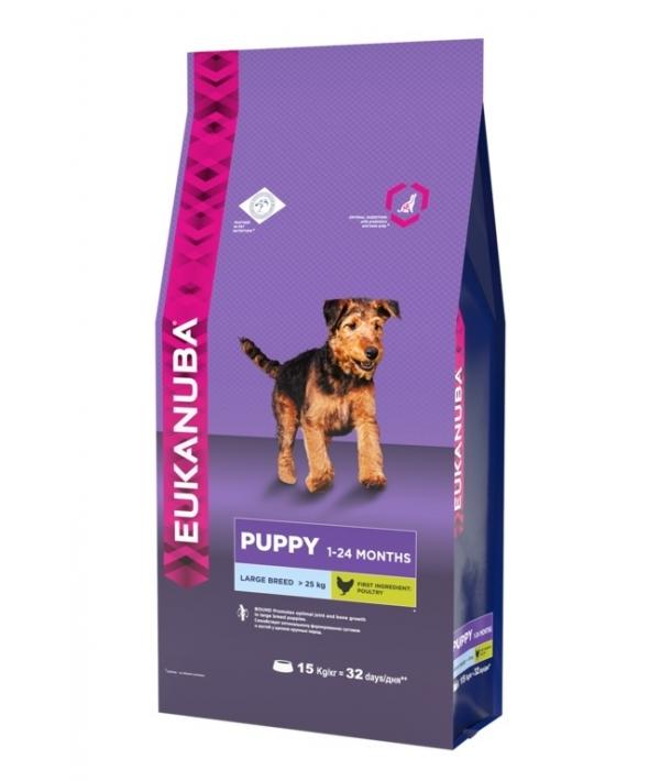 Для щенков крупных пород с курицей (Puppy & Junior Large breed) 10137548