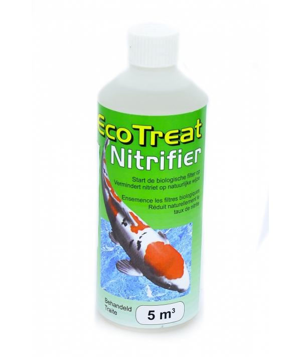 Добавка для чистоты воды в пруду (Nitrifier 500 ml ecotreat) 47331