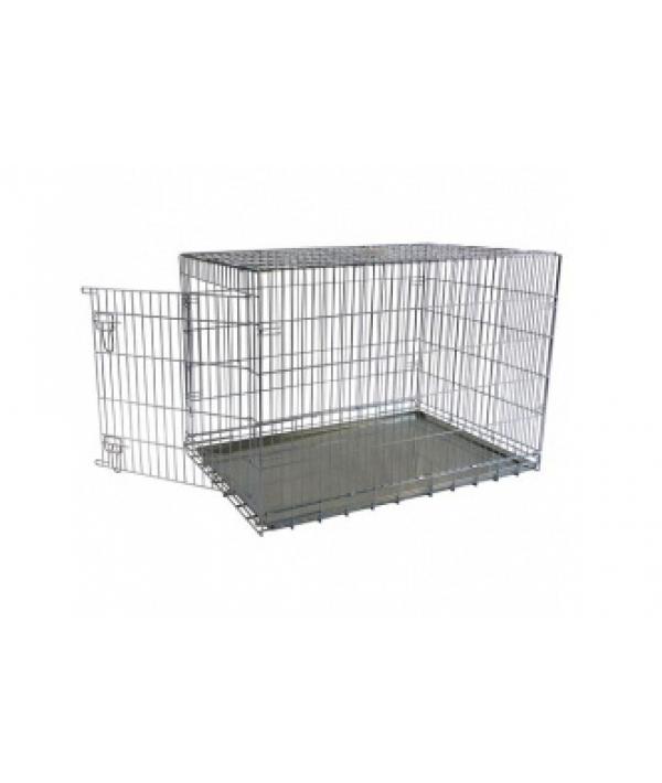 Клетка металлическая с 1 дверкой, 118*78*85см (Wire cage 1 door) 150118
