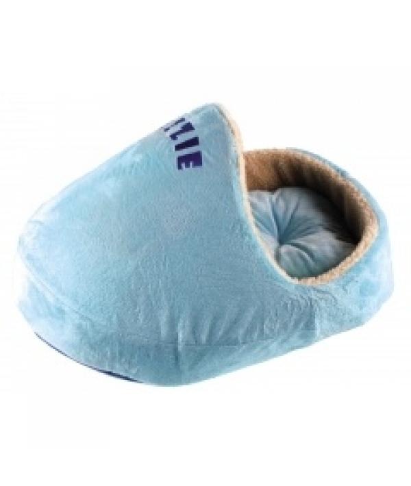 """Домик """"Тапочек"""" голубого цвета для кошек, 66*43*33см (5615976)"""