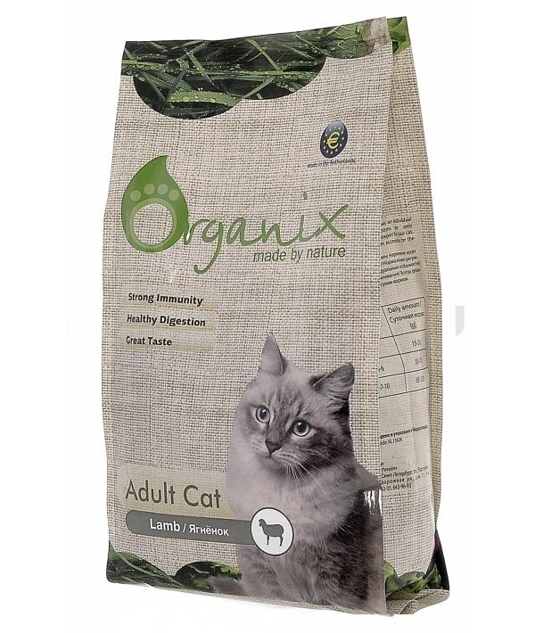 Гипоаллергенный корм для кошек с ягненком (Adult Cat Lamb)