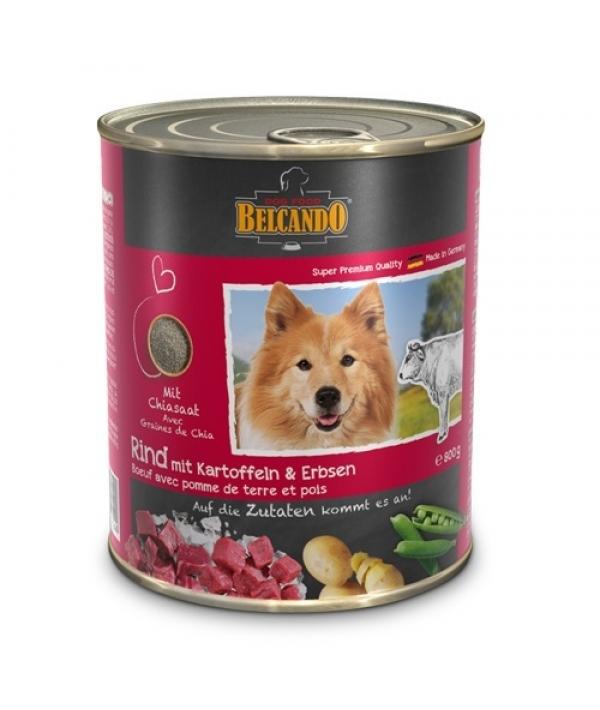 Консервы для собак с говядиной, 51314520