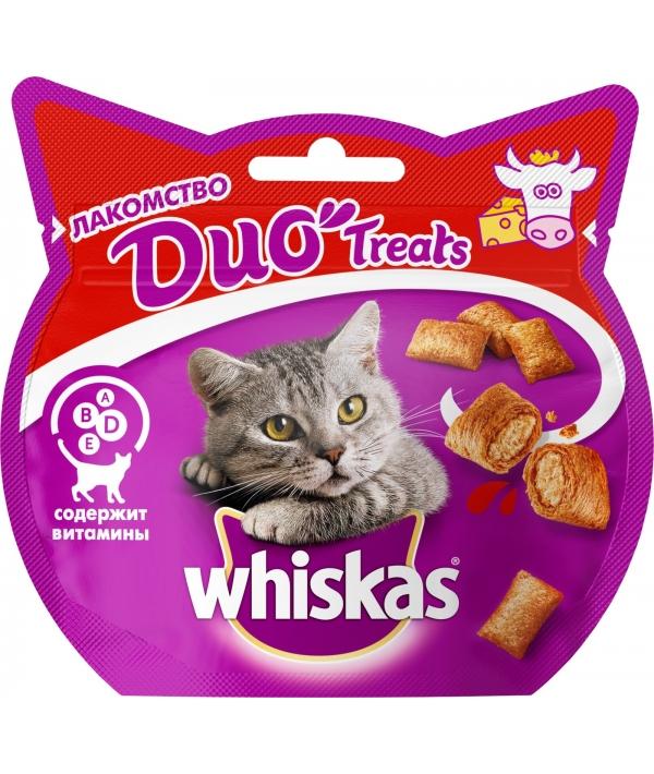 Лакомство для кошек DUO с говядиной и сыром 10167961
