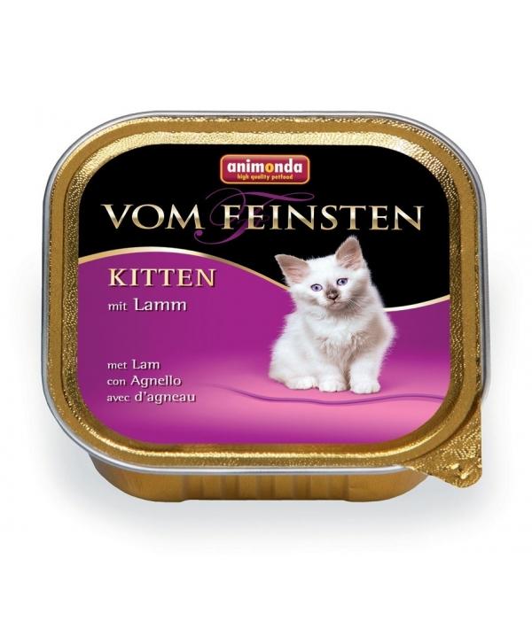 Консервы для котят с ягненком (Vom Feinsten Kitten) 83453
