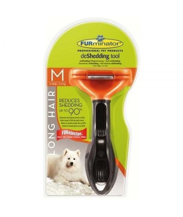 Фурминатор для собак средних длинношерстных пород, 7 см (LONG HAIR MEDIUM DOG) 112464