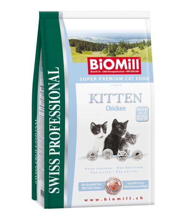 Для котят и беременных кошек (Kitten)(550038)